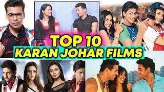 Karan Johars Dharma Productions TOP 10 Movie | Kuch Kuch Hota Kai, Kabhi Alvida Naa Kehna...