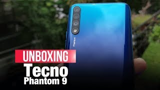 Tecno Phantom 9 Is Feature-Rich, Pocket Friendly | Unboxing, Features, Camera, Price | ETPanache