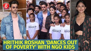 Hrithik Roshan Dances Out Of Poverty With NGO Kids video - id  3619929c7f35cd - Veblr Mobile
