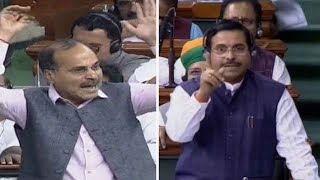 Uproar in Lok Sabha over political crisis in Karnataka