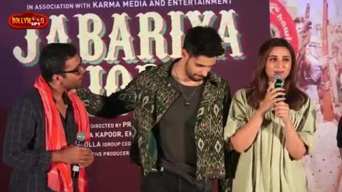 UP Hile Zilla Hile Song Launch | FULL VIDEO | Jabariya Jodi | Parineeti Chopra, Sidharth Malhotra