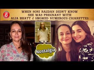 Soni Razdans Intriguing Story On Smoking Cigarettes When Pregnant With Alia Bhatt