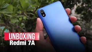 Redmi 7A: Affordable Smartphone For First-Time Users | Unboxing, Features, Camera, Price | ETPanache
