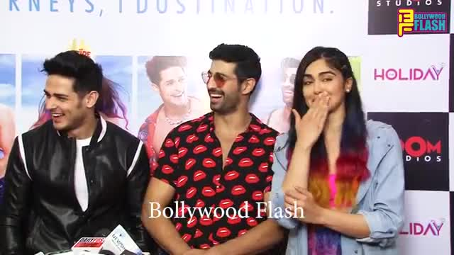 Priyank Sharma, Adah Sharma and Star Cast - Full Interview - The Holiday Web Series