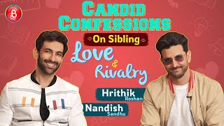 Super 30: Hrithik Roshan and Nandish Sandhus Candid Confessions On Sibling Love & Rivalry