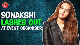 Sonakshi Sinha Hits Back At Event Organiser For Maligning Her Image