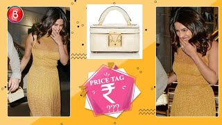 The Price Of Priyanka Chopras Hand Bag Will Blow Your Mind Away