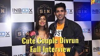Divya Agarwal & Varun Sood Full Interview - Naam Ada Likhna Song - BollywoodFlash