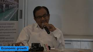 P Chidambaram speaks on The Union Budget 2019-20