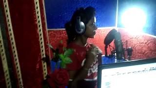 सिंगर-गुड़िया सिंह माताश्री रिकॉर्डिंग स्टूडियो में अपना गाना रिकॉर्ड करते हुए।।Rakshabandhan song