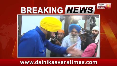 Breaking: Rahul Gandhi के बाद Navjot Sidhu अब Capt. Amarinder Singh को भेजेंगे इस्तीफा