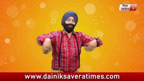 Rajja Beta | Ep : 5 | Garry Sandhu ਨੇ ਲਿੱਤੀ Jasmine Sandlas ਦੀ Kiss | Sidhu Moose Wala  ਨੇ ਗਾਇਆ Gurdas Maan ਦਾ Chhalla | Dainik Savera