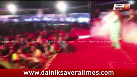 Babbu Maan ਦੀ Fan ਬਣੀਆਂ Sunanda, Nimrat , Anmol , Kaur B | Dainik Savera