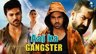 Hindi Dubbed New South Indian Movie || Aaj Ka Gangster || Vid Evolution Movies