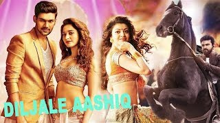 Diljale Aashiq (2019) // South Indian Dubbed Action Movie // Latest Release Hindi Cinema Full HD