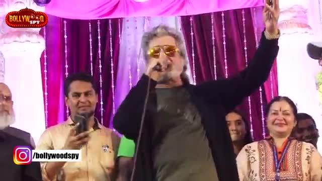 Shakti Kapoor & Neil Nitin Mukesh At Ekata Manchs Environmental Awareness Rally  Aaj Ki Awaaz