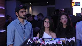 Arishfa Khan Talk About TIK TOK Team 07