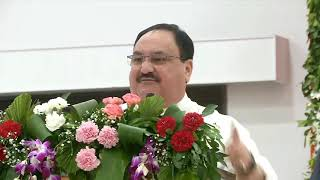 Shri JP Nadda addresses Prabuddhajan Sammelan in Ranchi, Jharkhand
