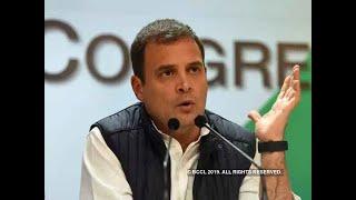 Karnataka crisis: BJP using money power, intimidation to topple governments, says Rahul Gandhi