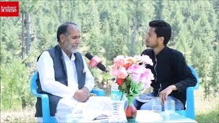 Faizan Qureshi Interviews Renowned Kashmiri Poet Umer Makhmoor