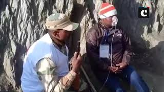 Amarnath Yatra: ITBP personnel administers oxygen to devotees in J&K's Baltal