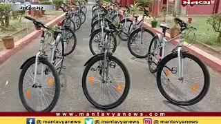 Gandhinagar: CRPFના સાયકલ વીર જવાનોની રેલી - Mantavya News