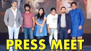 The Lion King Movie Press Meet || Nani || Jagapathi Babu || Ali || Ravi Shankar || Bhavani HD Movies