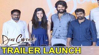 Dear Comrade Movie Trailer Launch | Vijay Deverakonda | Rashmika | Bharat  | Bhavani HD Movies