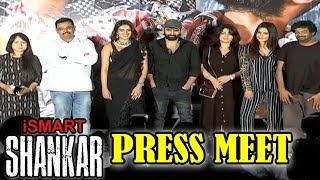 Ismart Shankar Movie Pre Release Press Meet | Ram Pothineni | Puri Jagannadh | Bhavani HD Movies