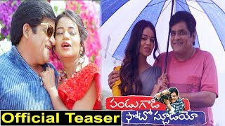 Pandugadi Photo Studio Official Teaser|Latest Telugu Movie Trailer | Comedian Ali |Bhavani HD Movies