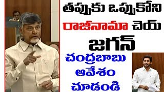 Chandrababu Full Speech In AP Budget Session Day -2 | AP Assembly LIVE | CM Jagan | Top Telugu TV