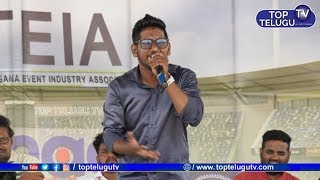 All Rounder Ravi Superb Mimicry in Telangana Event Industry Association Cricket Tournament |