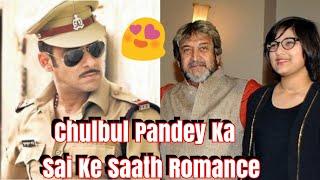 Salman Khan Karenge Sai Manjrekar Ke Saath Romance Wo Bhi Dabangg 3 Mein