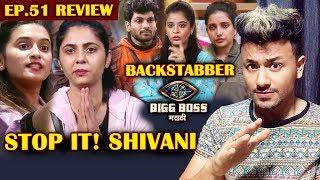 Shivani Surve TARGETS Veena Again | Shocking Nomination Task | Bigg Boss Marathi 2 Ep.51 Review