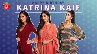 Katrina Kaif Birthday Special: We Bring You The Actress' Most Fashionable Looks