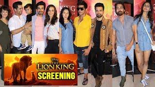 The Loin King | SPECIAL SCREENING | FULL VIDEO | Karanvir Bohra, Harshvardhan Rane, Jai Bhanushali