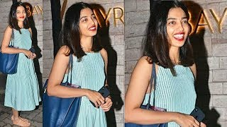 Radhika Apte Spotted In Simple Avatar At BAYROUTE For Dinner