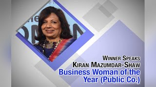 Leadership is about taking risks,leading from the front:Kiran Mazumdar-Shaw | ETPWLA