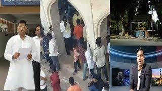 Golconda Masjid Aur Salarjung Road Par Mandir Ko Lekar Sach Ki Khaas Report .