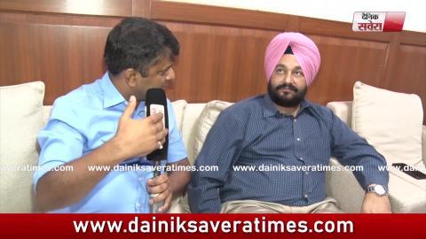 Exclusive Interview: Punjab में बारिश की मार के बाद भी Captain के मंत्री ने किए बड़े दावे