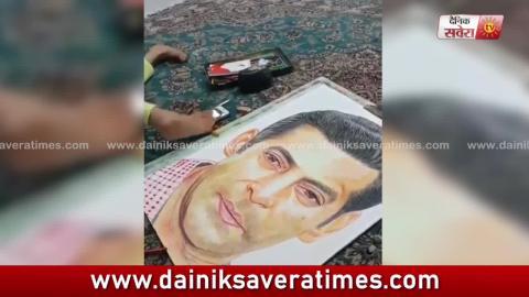 Salman Khan ਨੇ ਦੇਖੋ ਕਿਸ ਨੂੰ ਕੀਤਾ Support | Talent ਨੂੰ ਕਰਦੇ ਨੇ Encourage | Dainik Savera