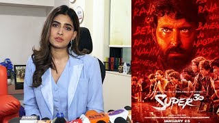 SUPER 30 Box Office Success   Karishma Sharma Interview   Hrithik Roshan