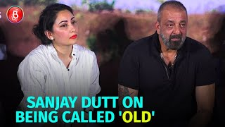 Sanjay Dutts Epic Response On Being Called Old ByA Reporter