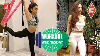 Malaika Arora Rakul Preet Singh, Sushmita Sen Give Us Mid-Week Fitness Goals | Workout Wednesday