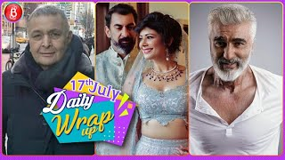 Rishi Kapoors Cancer Details | Arjun Kapoor On Face App | Pooja-Nawab Wedding Pics | Bollywood News