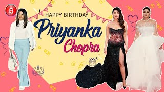 Priyanka Chopra Happy Birthday: 5 Most Stunning Looks Of The 'Desi Girl'