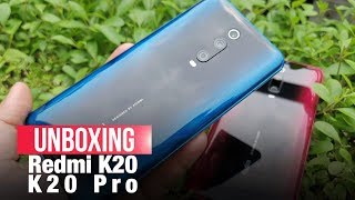 Redmi Enters Flagship Territory With K20 Pro | Unboxing, Features, Price | Glacier Blue, Flame Red