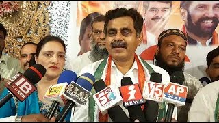 Congress Abhi Khatam Nahi Hui Hain Says Konda Vishweshwar Reddy.