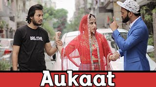 Aukaat | Waqt Sabka Badalta Hai | गरीब vs अमीर | The Unexpected Twist | Indian Swaggers