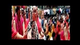 बंगाल में मुस्लिम महिलाओं के साथ भक्त पढ़ रहे थे हनुमान चालीसा,हुआ बवाल,पुलिस और भक्तों में झड़प